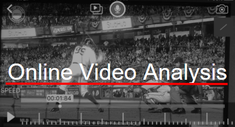 online video analysis