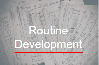 Routine Development